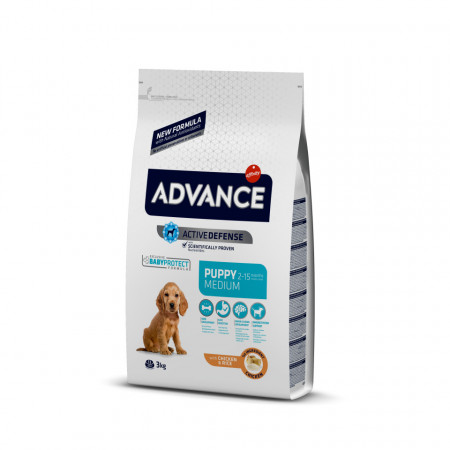 Advance Dog Medium Puppy Protect 3 kg