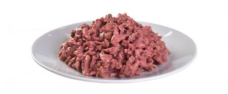 Fileuri de somon în sos 85 gr