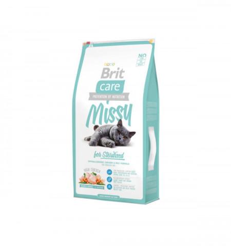 Brit Care Cat Missy Sterilised 7 kg
