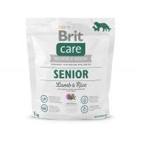 Brit Care Senior Lamb & Rice 1 kg