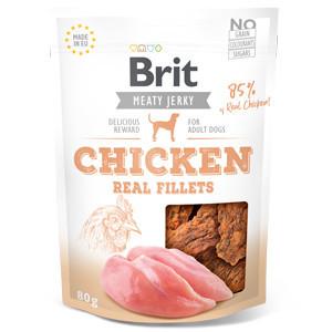 Brit Dog Jerky Chicken Fillets