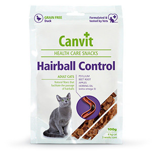 Canvit Health Care Snack Hairball 100 gr
