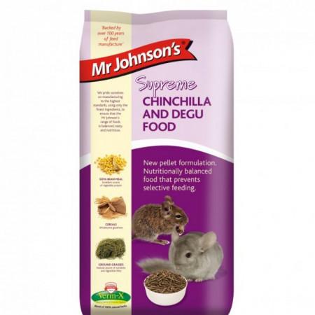 MR. JOHNSON`S SUPREME CHINCHILLA/DEGU (900 GR.)
