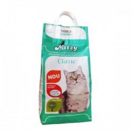 Nisip pentru litiera Mitzy Clasic 4.6 kg