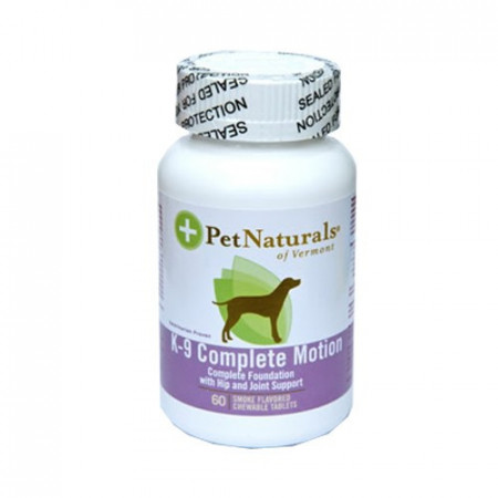 Pet Naturals K-9 Complete Motion 60 tablete
