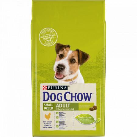 Purina Dog Chow Small Breed Adult cu Pui 7.5 kg