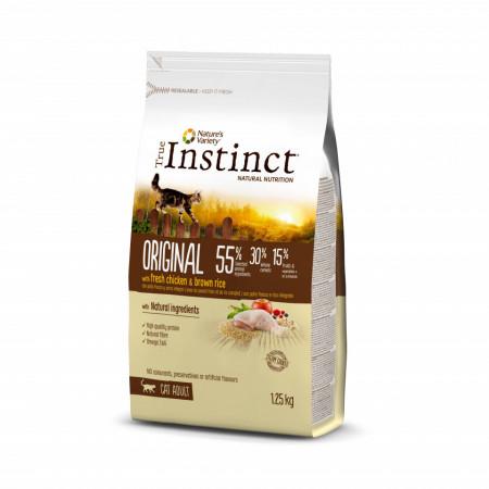 True Instinct Original Cat cu pui 1,25 kg
