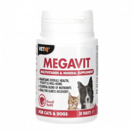 Vetiq Megavit 30 Tablete