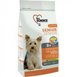 1ST CHOICE DOG SENIOR TOY & SMALL BREEDS 2.72 KG
