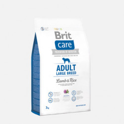 Brit Care Adult Large Breed Miel și orez 3 kg