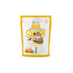 Brit Care Cat Sunny Beautiful Hair 400 gr