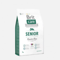 Brit Care Senior Miel și Orez 3 kg