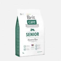 Brit Care Senior Miel și Orez 3 kg