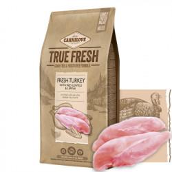 Carnilove Adult Dog True Fresh Turkey 4 kg