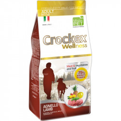Crockex Wellness Dog Adult Mini Lamb & Rice 7.5kg