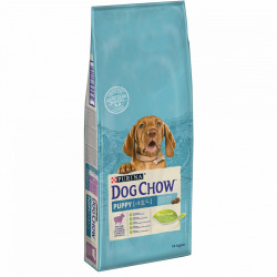Dog Chow Junior Lamb & Rice 14 kg