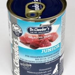 Dr. Clauder's Selected Meat Junior 400 g