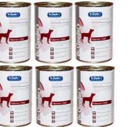 Dr. Clauders Dog Dieta Renala 6 x 400 g