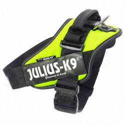 Ham Julius K9, IDC POWER, mărimea 1, 23-30 kg - Neon