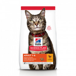 Hill's SP Feline Adult cu Pui 1,5 kg
