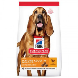 HILL'S SP Canine Mature Light Medium Breed cu pui 14 kg