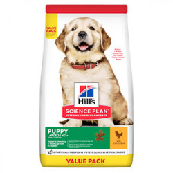 HILL'S SP Canine Puppy Large Breed Pui 16 Kg - Value Pack -