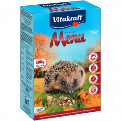 Hrana pentru arici Vitakraft Premium Menu 600 g