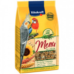 Hrana pentru nimfe Vitakraft Premium Menu 1 Kg