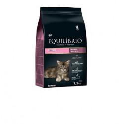 Hrana Uscata Pui de Pisica Equilibrio Kittens 7,5 kg