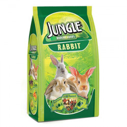 JUNGLE RABBIT/IEPURE FOOD 500 Gr