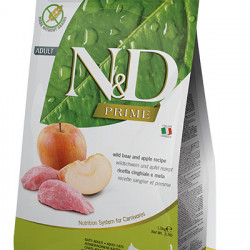 N&D Prime Grain Free Cat Mistreț și Mar 10 kg