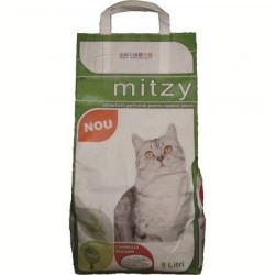 Nisip pentru litiera cu pin Mitzy 4.6 kg