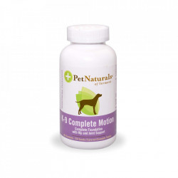 Pet Naturals K-9 Complete Motion 120 tablete