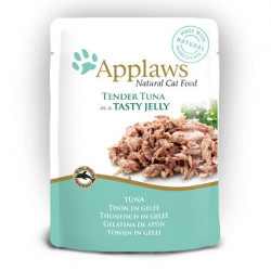 Applaws CAT plic file de ton în aspic 70 gr