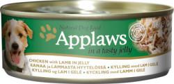 Applaws DOG piept de pui și miel în aspic 156 gr