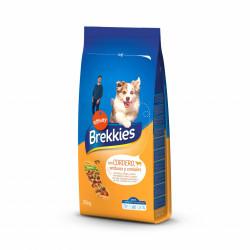 Brekkies Dog cu miel, legume și cereale