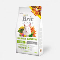 Brit Animals Iepure Junior 300 gr