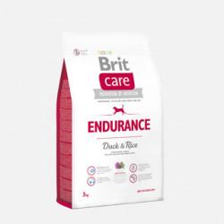 Brit Care Endurance Rata și Orez 3 kg