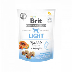 Brit Care Functional Snack Light Rabbit 150 gr