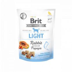 Brit Care Functional Snack Light Rabbit 150 gr