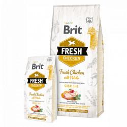 Brit Fresh Adult pui și cartofi 2,5 Kg