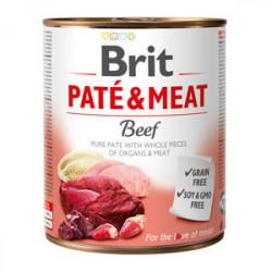 Brit Pate and Meat Vită 800 gr