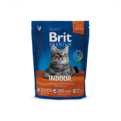 Brit Premium Cat Indoor 300 gr