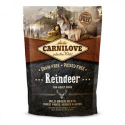 CARNILOVE Adult Dog cu Ren 1,5 kg