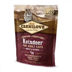 Carnilove Cat Energy & Outdoor Reindeer 400 g
