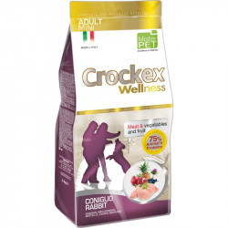 Crockex Wellness Dog Adult Mini Rabbit & Rice 7.5kg