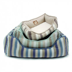 Culcus caini si pisici Max Albastru Marimea M