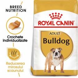 Hrana uscata caini ROYAL CANIN Bulldog Adult