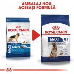 Hrana uscata caini ROYAL CANIN Maxi Adult 5+ ambalaj nou