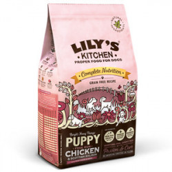 Lily's Kitchen Dog Complete Nutrition Puppy Pui și Somon 2,5 kg